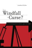 From Windfall to Curse? Pdf/ePub eBook