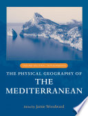 The Physical Geography of the Mediterranean Book