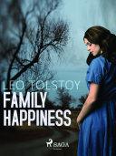 Family Happiness Pdf/ePub eBook