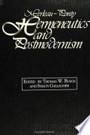 Merleau Ponty  Hermeneutics  and Postmodernism