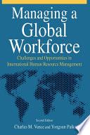 Managing A Global Workforce