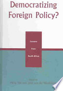 Democratizing Foreign Policy