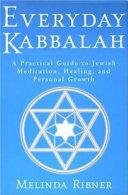 Everyday Kabbalah