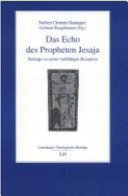 Das Echo des Propheten Jesaja