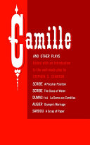 Camille and Other Plays