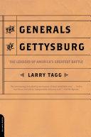 The Generals Of Gettysburg Pdf/ePub eBook