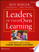 Leaders of Their Own Learning Book