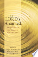 The Lord S Anointed