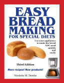 Pdf Easy Breadmaking for Special Diets, Third Edition