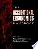 """The Occupational Ergonomics Handbook"" by Waldemar Karwowski, William S. Marras"