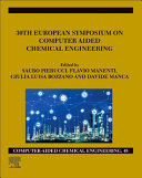 30th European Symposium on Computer Aided Chemical Engineering
