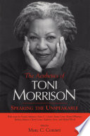 The Aesthetics of Toni Morrison