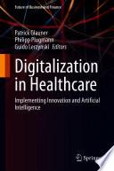 Digitalization in Healthcare Book