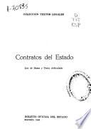 Contratos del Estado