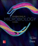 Cover of Foundations in Microbiology