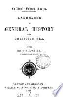 Landmarks of General History in the Christian Era Book PDF