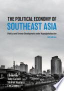 The Political Economy Of Southeast Asia Book PDF