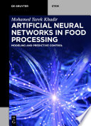 Artificial Neural Networks in Food Processing