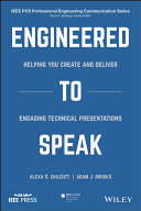 Engineered to Speak