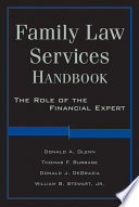 Family Law Services Handbook Book PDF