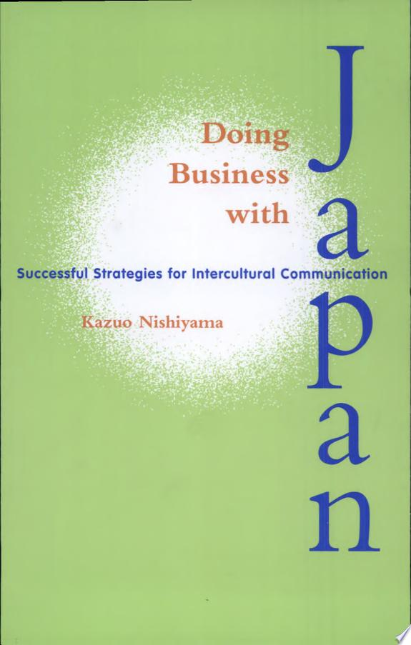 Doing Business With Japan