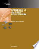 Handbook Of The Equity Risk Premium Book PDF