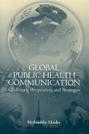 Global Public Health Communication