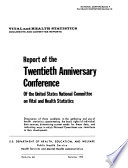 Vital and Health Statistics