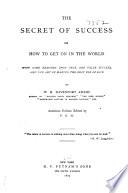 The Secret of Success Pdf/ePub eBook