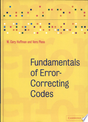 Free Download Fundamentals of Error-Correcting Codes PDF - Writers Club