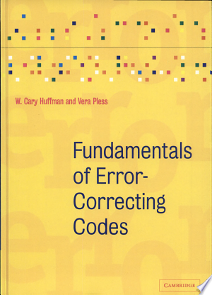 Download Fundamentals of Error-Correcting Codes Free Books - Dlebooks.net