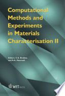 Computational Methods and Experiments in Materials Characterization II Book