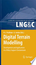 Digital Terrain Modelling Book PDF