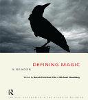 Defining Magic