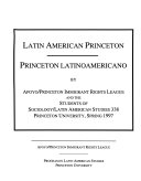 Latin American Princeton