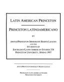Latin American Princeton Book PDF