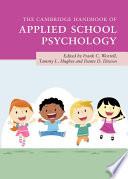 The Cambridge Handbook Of Applied School Psychology