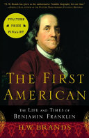 Pdf The First American
