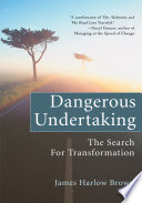 Dangerous Undertaking Book