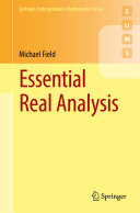Essential Real Analysis