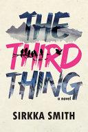 The Third Thing Book PDF