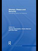 Women, Peace and Security [Pdf/ePub] eBook