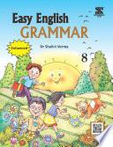 Easy English Grammar TB 08 R Book PDF