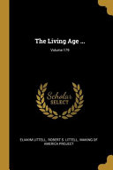 The Living Age      Volume 179