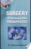"""""""Surgery Therapeutics"""" by Srikant Kulkarni"""