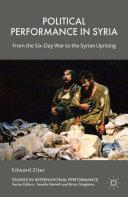 Political Performance in Syria [Pdf/ePub] eBook