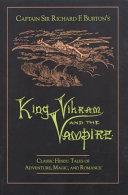 King Vikram and the Vampire