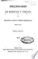Diccionario De Medicina Y Cirug A O Biblioteca Manual M Dico Quir Rgica
