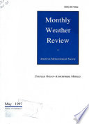 Monthly Weather Review