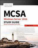 MCSA Windows Server 2016 Study Guide: Exam 70-742 [Pdf/ePub] eBook